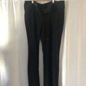 AGB bootcut dress pants size 10 double button